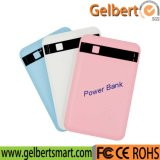 New Portable Universal LED Indication Power Bank with RoHS