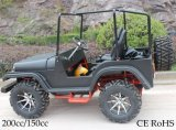 2017 The Most Popular Ce Approved Mini Jeep for Sale