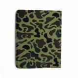New Arrive Fashion Leather Standable Tablet Case for iPad Case