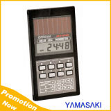 Watch Function and Solar Battery Engine Techometer