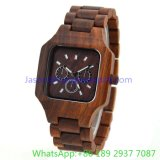 Top-Quality Wood Watches, Quartz Watch (15167)