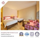 Original Hotel Furniture with Bedding Room Double Bed (YB-O-51)