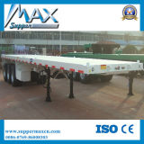 Factory Direct Hot Sale 40 FT Flatbed Container Semi Trailer