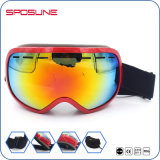 Ce Standard Goggles Snowmobile Double Lens Snow Goggles Sale