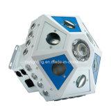 New Arrival Gobo, Laser, Beam Strobe 4in1 Big Hexagon LED Effect Lighting