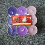 Tealight Candle for Christmas in Gift Box