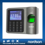 Fr-M4 Touch-Screen Network Fingerprint Access Control with ID Card