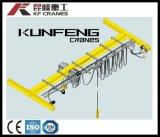 Single Girder Top Running Under-Slanging Traveling Overhead Crane