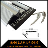 Walkover LED Aluminum Stair Profile for Stair Lighting
