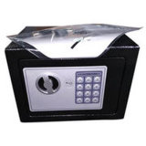 17e Electronic Small Home Safe for Keeping Money