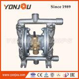 Diaphragm Pump in Cast Iron, Aluminum, Stainless Steel, Plastic, Teflon