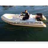 Liya 3.8m Hypalon/PVC Semi Rigid Inflatable Boat
