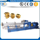 W6mo5cr4V2 Bimetallic Screw Parallel Co-Rotating Double Screw Extruder