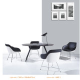 Modern Furniture Family Restaurant Leisure Chairs with Wheels