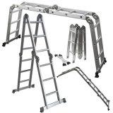 Aluminum/Aluminium/Steel Straight Ladder for Construction Allround Scaffolding