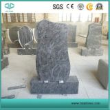 Hotsale Polished Grey Granite Tombstone/Memorials Stone/Headstones
