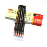 Hot Sale Eyebrow Microblading Pencils Soft Colored Eyebrow Pencils Wtih Tips for Cosmetic