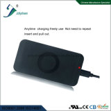 Intelligent Single Coil Wireless Charger with Black Housing Qi Standard