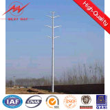8m 25kn Galvanized Pole for 110kv