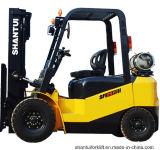 China Best Gasoline 2.5t Forklift Truck
