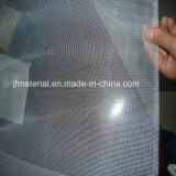 PVC Coated Black Aluminum Wire Mesh/ S. S Finishing Aluminum Insect Window Screen