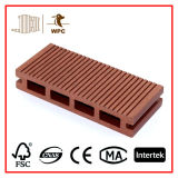 Waterproof HDPE Outdoor Plank WPC Decking
