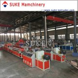 WPC Decking Floor Production Extrusion Machine Line
