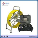 Drain Sewer Inspection Camera with 60m Fiberglass Cable