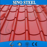 CGCC Material Roofing Tiles Color Coated Corrugated Steel Sheet /Plate