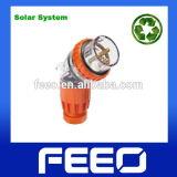 IP66 Angle Plug Austialia 40A 500V 3pin Waterproof Plug