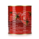 3-Component Tomato Paste Tin Can
