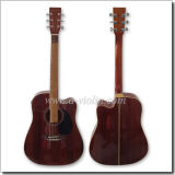 """41"""" Cutaway Electric Acoustic Guitar with 4 Band EQ (AF448CE)"""