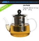 600ml Hand-Blown Tea Maker Glass Pot for Kitchenware