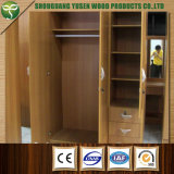 Wood Wardrobe with Wholesale Price