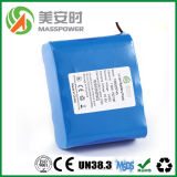 Hight Quality Rechargeable Lithium Battery Pack for Electronics Products