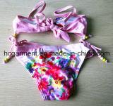 Sweet Printing Bikini for Girls, Swimwear Kids Swimsuit Children Wear