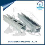 Slotted Steel Strut C Channel