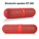 New Capsule Shape Mini Wireless Bluetooth Speaker Box (BT808)