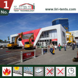 Double Decker Tent, Two Floor Tent with Glass Wall, Two Floor Marquee for Golf Events