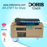 Ar270 Ar-270 Copier Toner Cartridge Ar M236 M276 270 235 275 215r M277 for Sharp