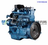6 Cylinder, 121kw/ Shanghai Dongfeng Diesel Engine for Generator Set,