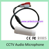 Mini Hidden Audio Microphone for CCTV DVR and Camera