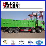 HOWO 8*4 Tipper Dump Truck 40 Ton Sand and Coal