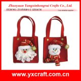 Christmas Decoration (ZY15Y030-1-2) Christmas Pouch Bag