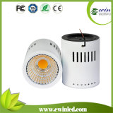 30W 3600lm Surface Mounted LED Downlight with CE/RoHS/Saso Approved