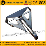 Steel Sea Delta Anchor with Certificates