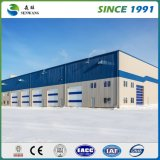 Large Prefab Metal Steel Structure Shed Factory