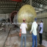 FRP/GRP Tank Winding Machine Water Filter Mould