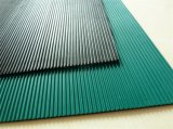 Fine Ribbed Industrial Rubber Sheet Acid Resistant Rubber Sheet