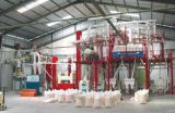Maize Flour Mill and Corn Flour Mill Machine
